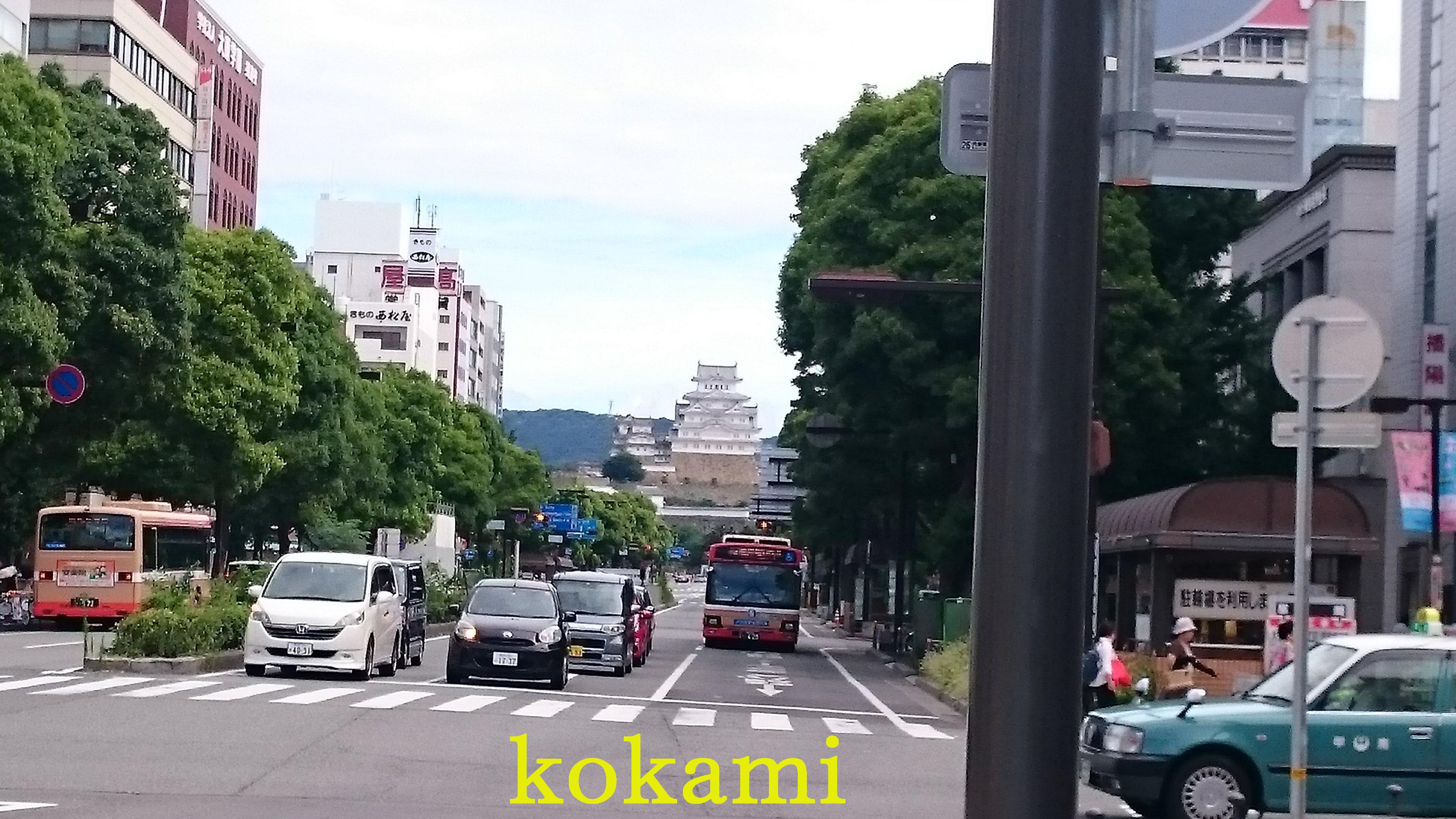 姫路城 鯛焼き