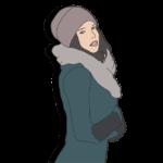 冬 髪 静電気 防止
