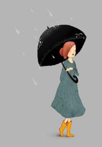 日傘 折りたたみ 選び方